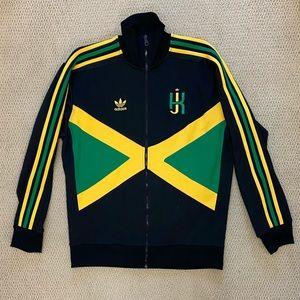 Adidas Kingston Track Jacket Men's S (large Small)